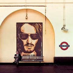 London / Subway / People