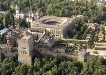 Islamic State propaganda video features Spain's Alhambra