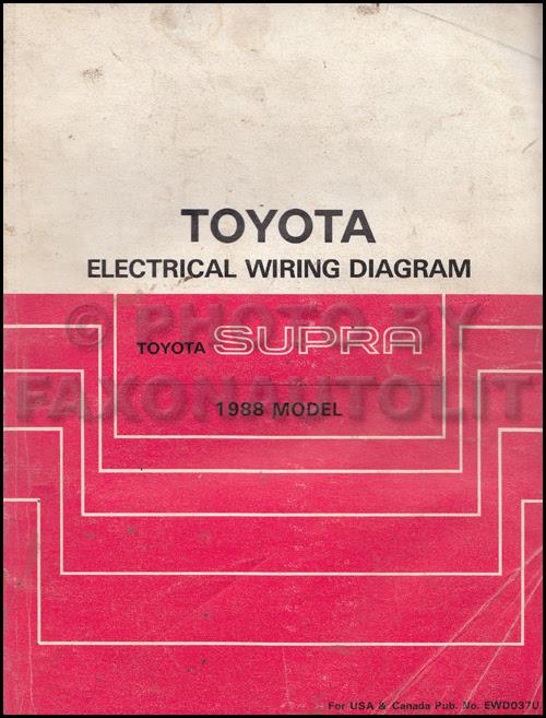 Diagram 1989 Toyota Supra Wiring Diagram Manual Original Full Version Hd Quality Manual Original Diagramspapa Filmarco It
