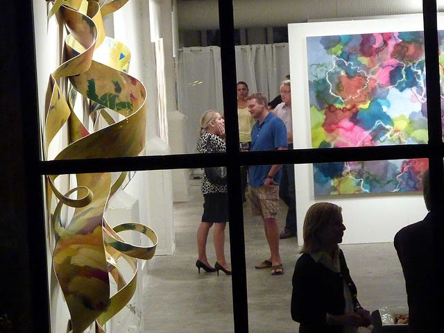 P1000938-2011-10-06-artist-Cynthia-Knapp-at-Astolfi-Art-Gallery-Atlanta
