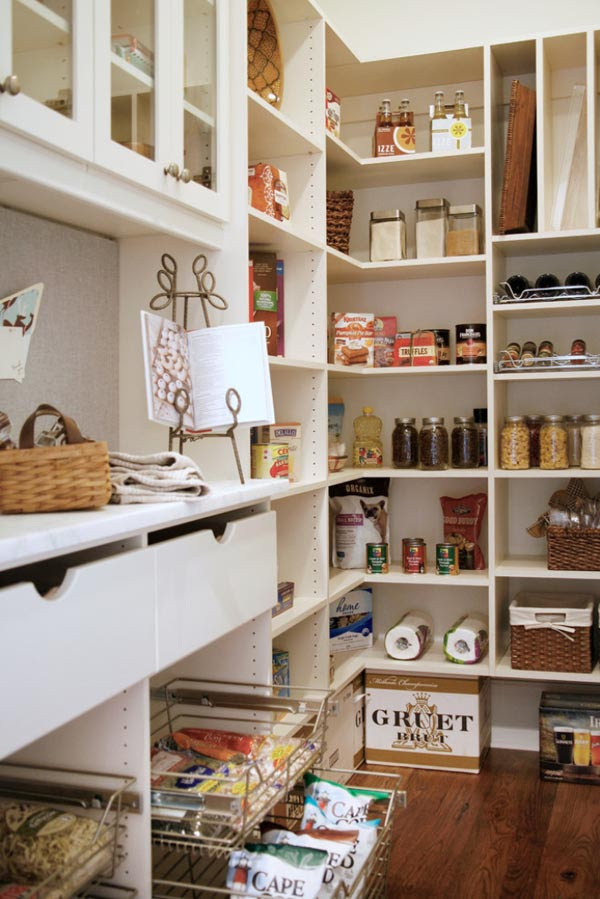 51 Pictures of Kitchen Pantry Designs