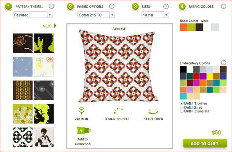 Neat Idea Design Your Own Pillow Duvet Cover Pepper Design Blog