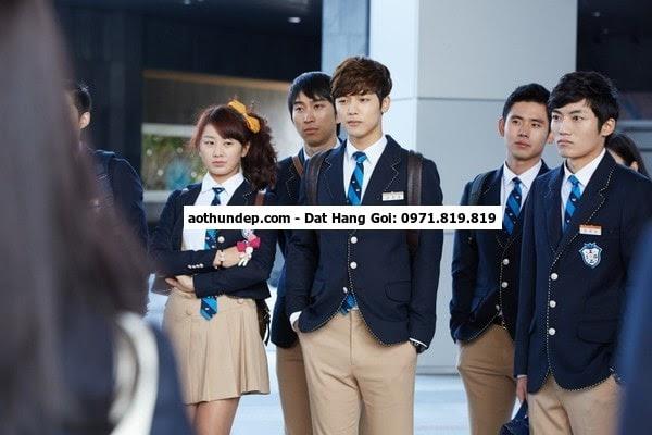 đồng phục học sinh đẹp nhất thế giới