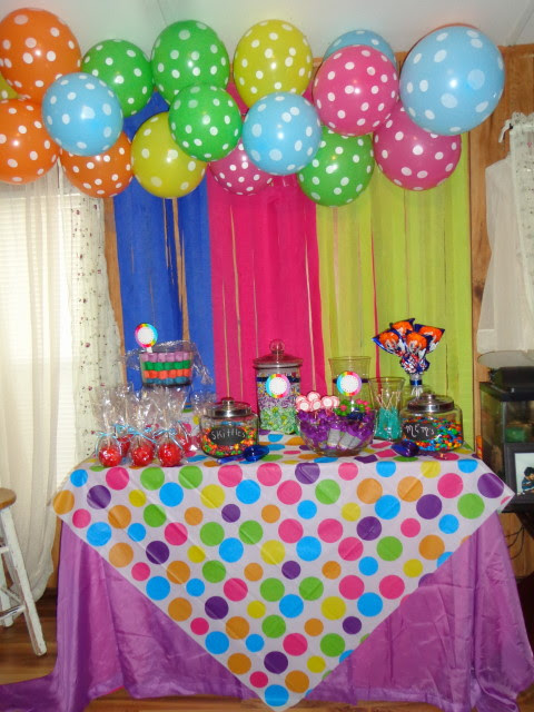 Candy Bar Party Rb Planners
