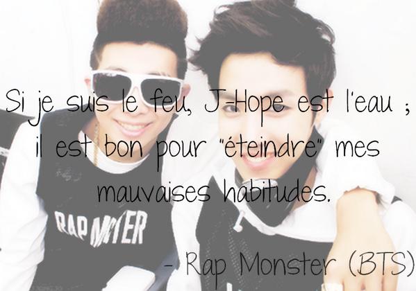 """Articles de FrenchKpop-Quotes taggés """"Bangtan Boys ..."""