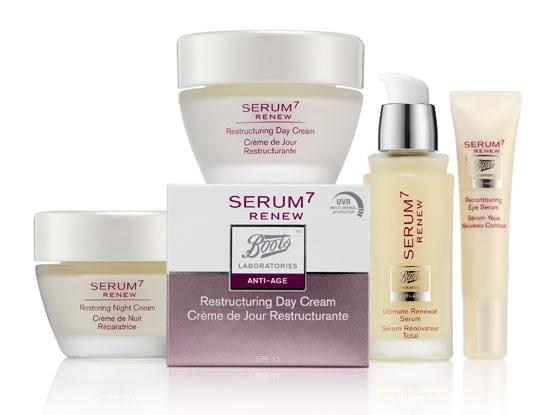 línea Serum7 Renew  serum 7 renew, crema, serum, contorno ojos, cosmética, blog soloyo,