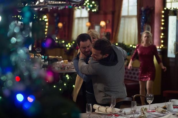Mick attacks Dean