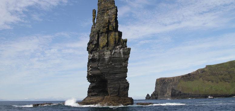 Resultado de imagem para Cliffs of Moher, Lislorkan North