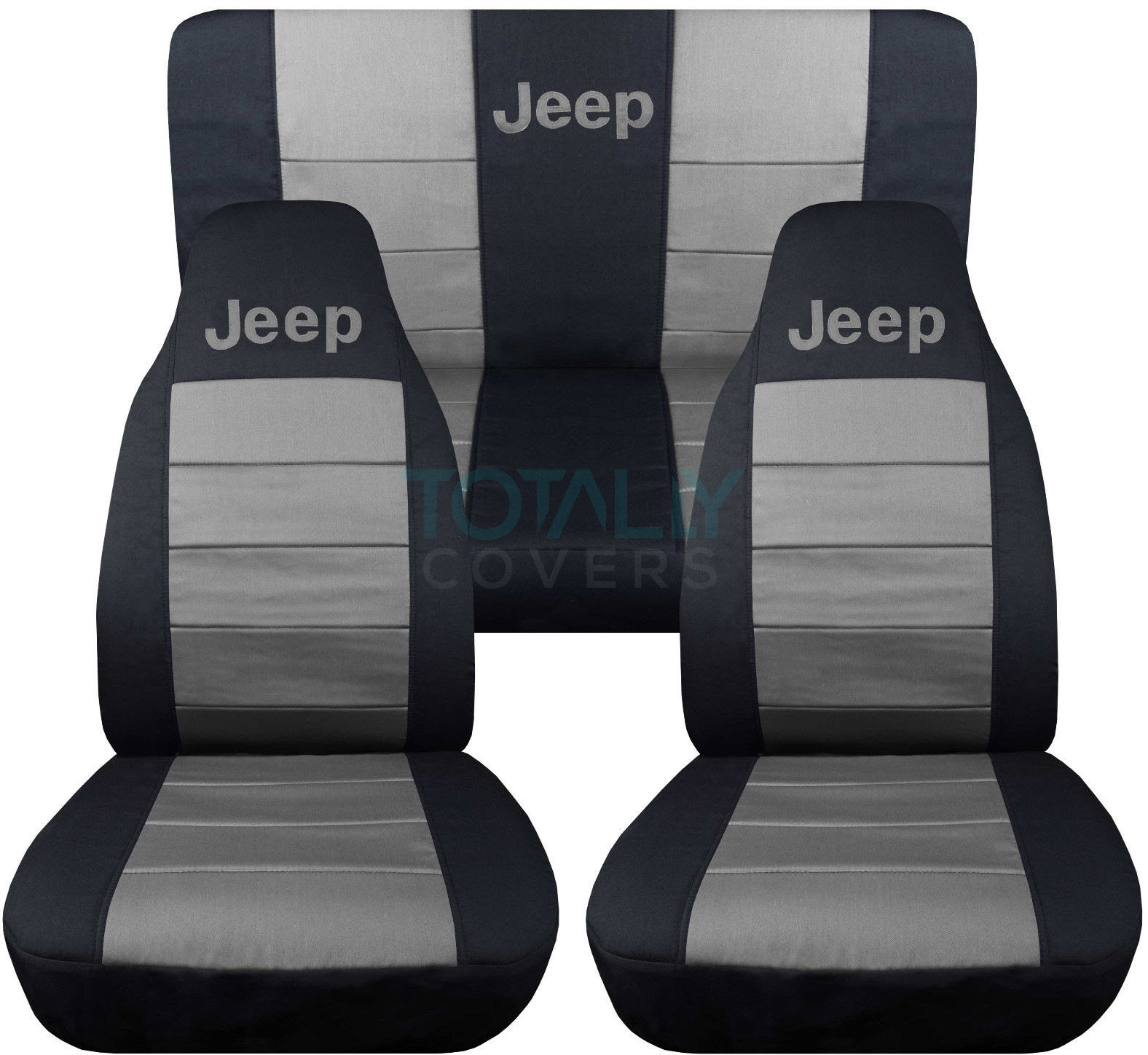 Top Jeep 2009 Jeep Wrangler Seat Covers