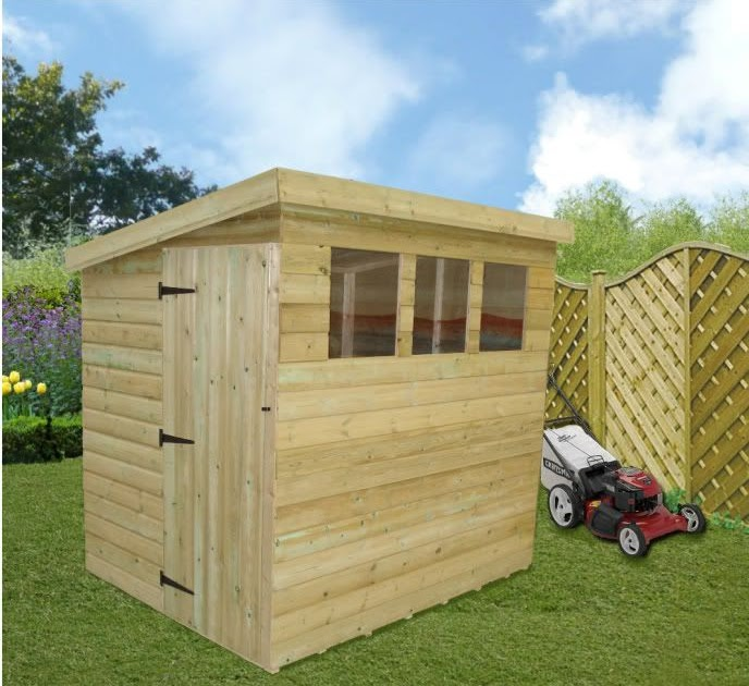 Sy sheds 7x6 shed plans for Garden shed 7x6