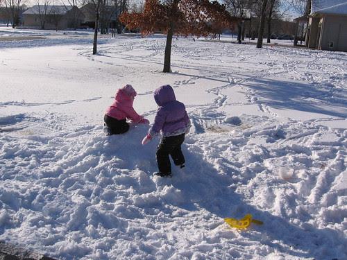 MInnesota Snow...