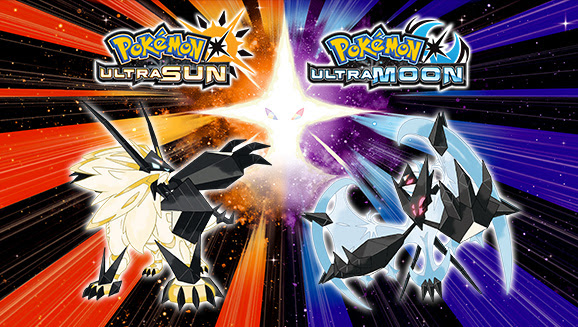 New Pokemon Ultra Sun and Ultra Moon Announcements Appear