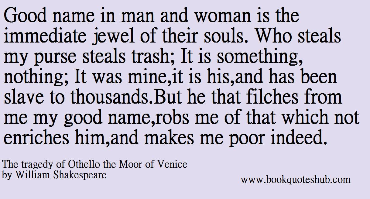 Othello quote 1 ➤ Quotes About Love In Othello shakespeare Beauty Pinterest
