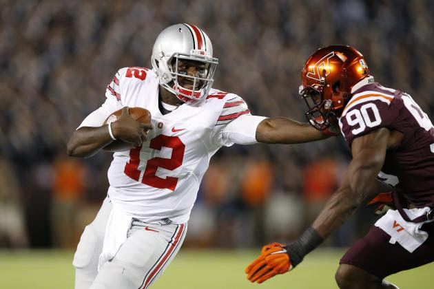 It's Now or Never for Cardale Jones as Ohio State's Starting Quarterback
