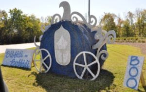 25 Fall Painted Hay Bale Ideas Southern Made Simple
