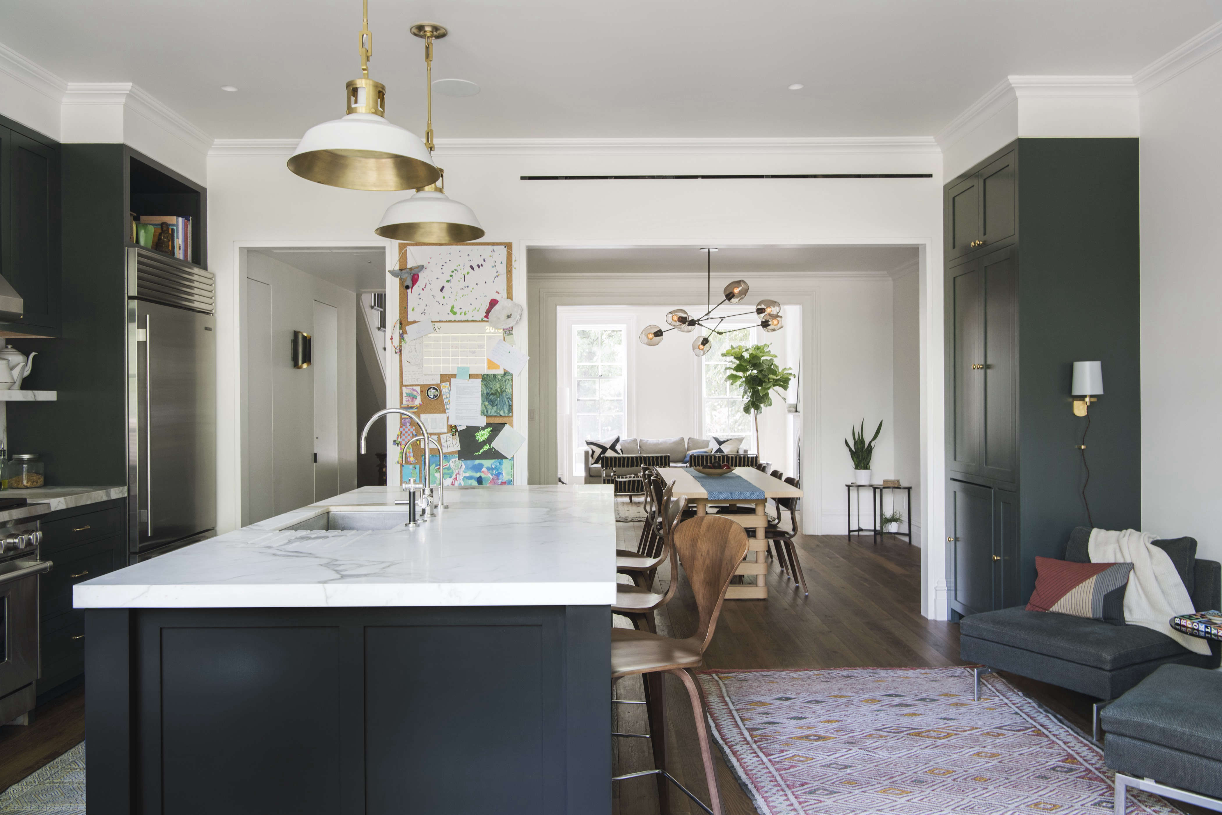 An Unfussy Brooklyn Townhouse Remodel from Architect Elizabeth ...
