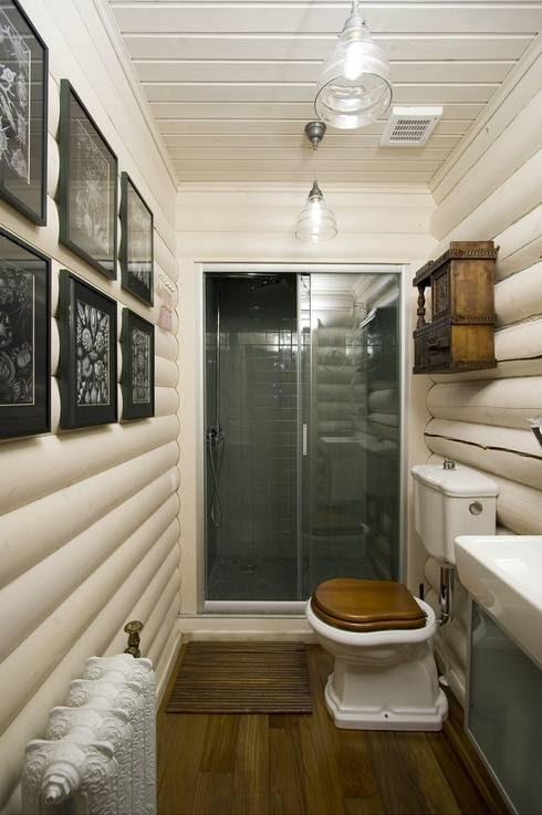 Rozrywka Waska Lazienka Z Prysznicem