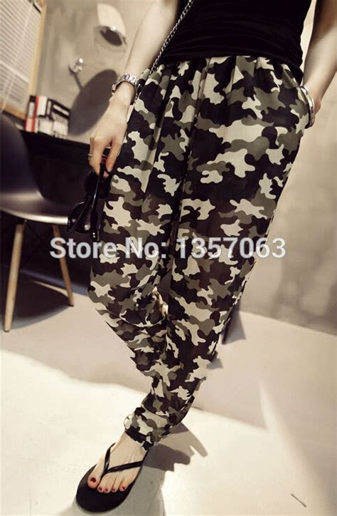 Camo Pants for Women Promotion Online Shopping for