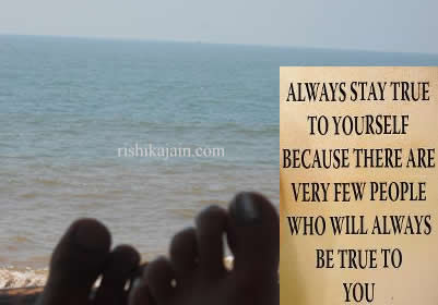 Always Stay True To Yourself Anger Quote Quotespicturescom