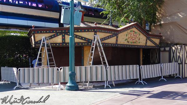 Disneyland, Le Petite Chalet