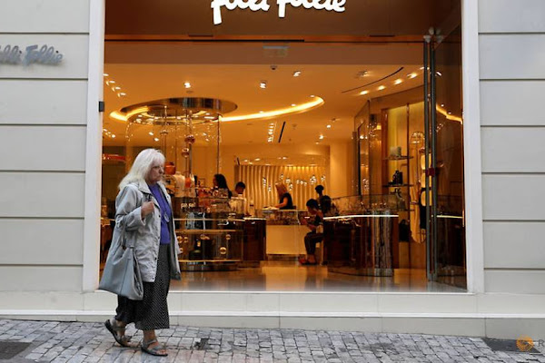 9d0c288470 Troubled Greek jeweler Folli Follie seeks bankruptcy protection