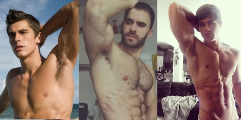 Sexy Male Armpits - Hot 12 Pics | Beautiful, Sexiest