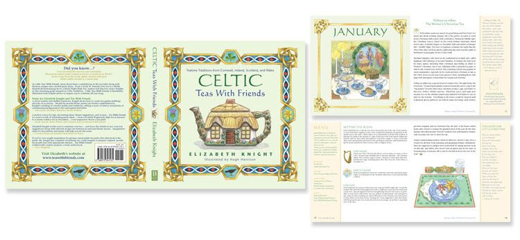 Image result for celtic teas with friends