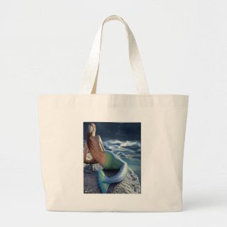 OLOKUN OF THE SEA BY LIZ LOZ bag