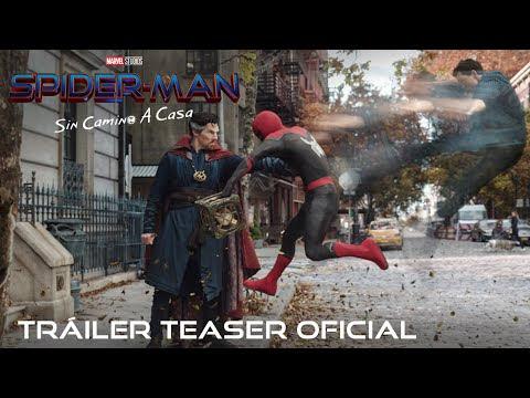 Esto es una verdadera locura: Liberado el trailer de Spider-man #NoWayHome