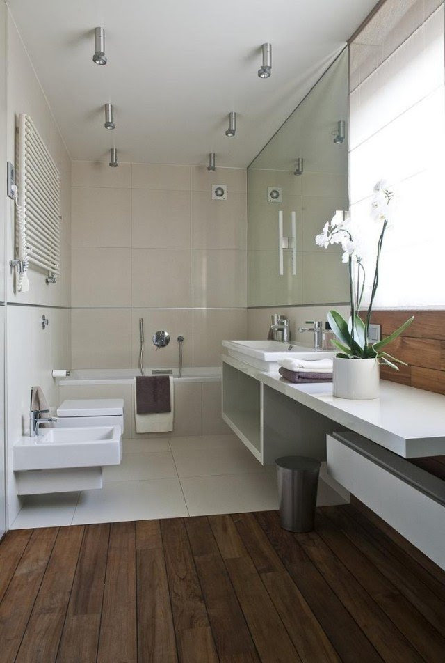 Badezimmer modern einrichten - 31 inspirierende Bilder