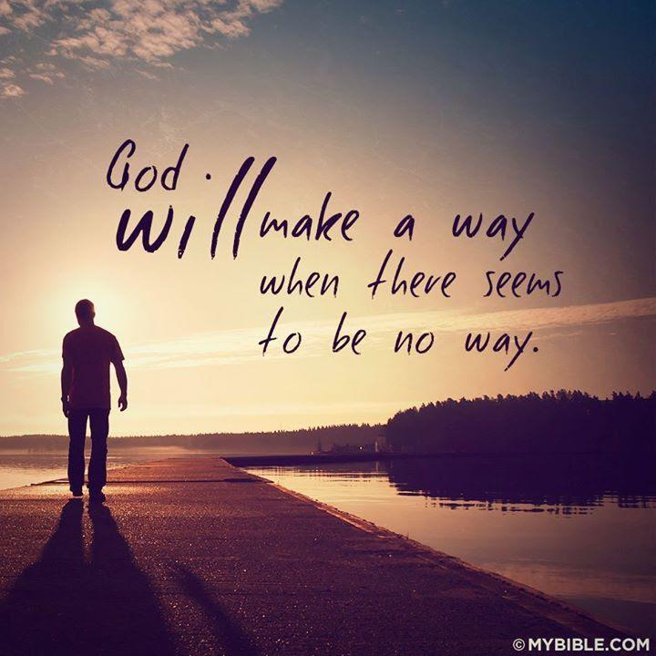 God Will Make A Way Bible Archidev