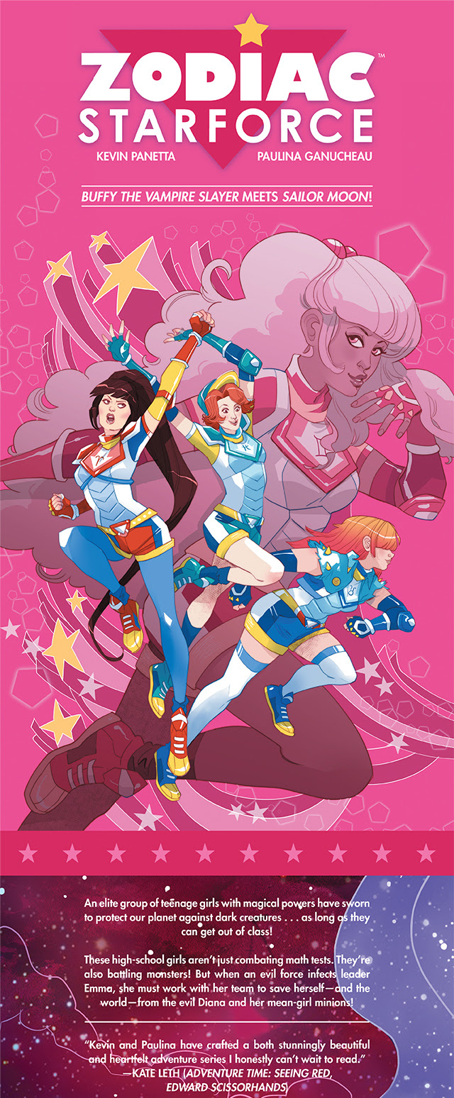 Zodiac Starforce is here!