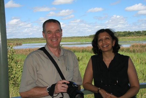 James Duncan and Jayshree