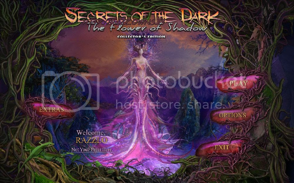 Secrets of the Dark 4: The Flower of Shadow Collector's Edition [FINAL]