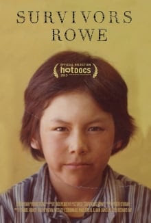 Survivors Rowe movie poster
