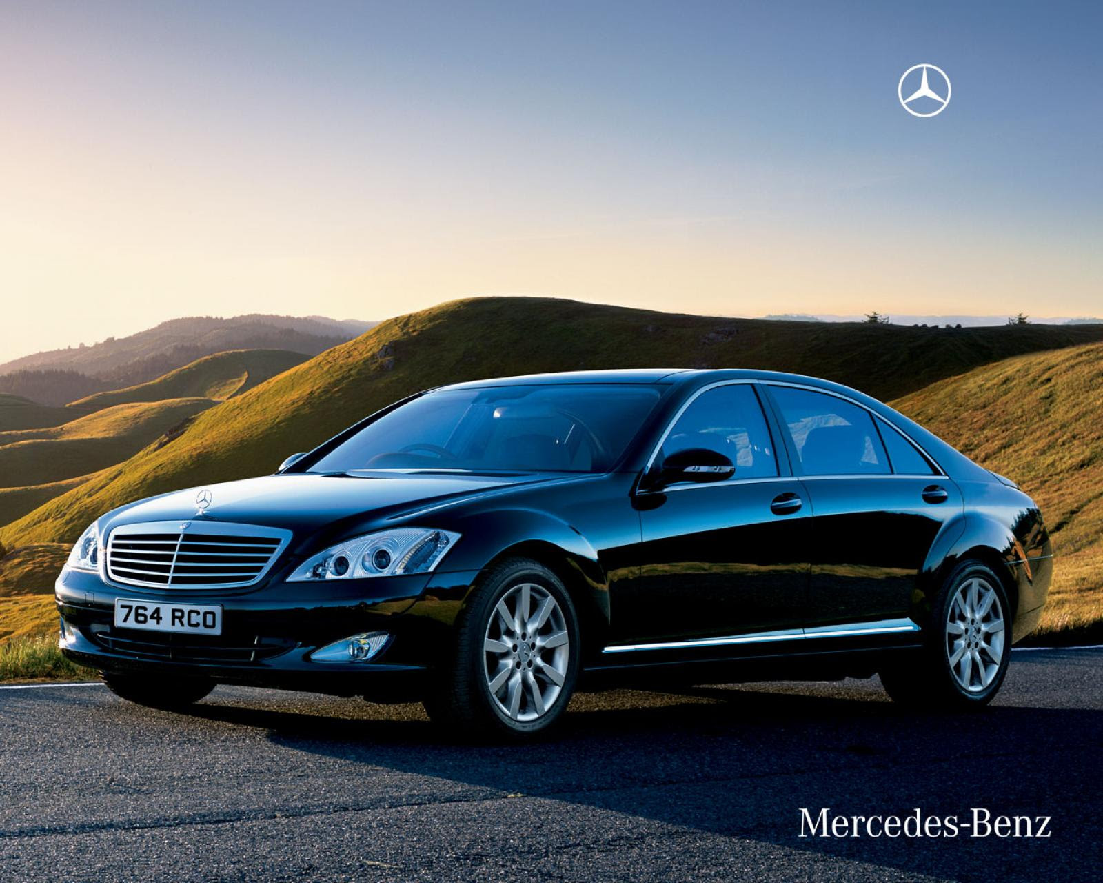 2007 Mercedes-Benz S-Class - Information and photos - Zomb ...