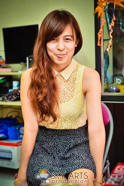5 Minutes Photoshoot with @ MiinJun | TianChad.com