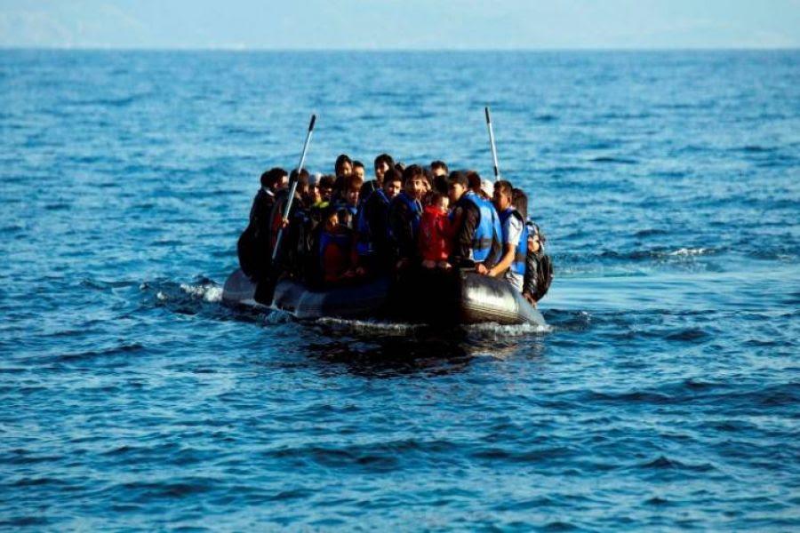 Αποτέλεσμα εικόνας για αφιξη μεταναστων
