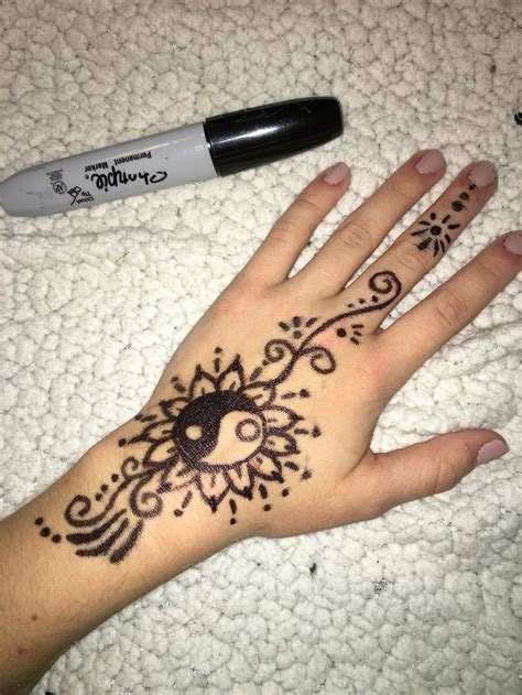 image result easy draw hand tattoos beginners