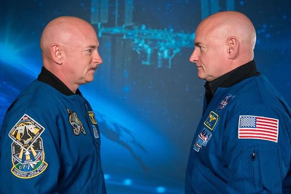 gemelos astronautas