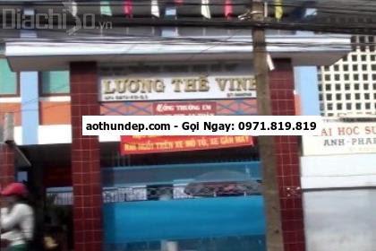 Các tìm kiếm liên quan đến dong phuc vu truong luong the vinh q12