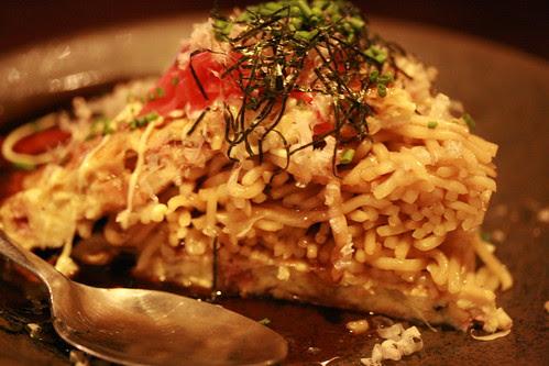 Musha, Torrance, CA - Takotama (Okonomiyaki)