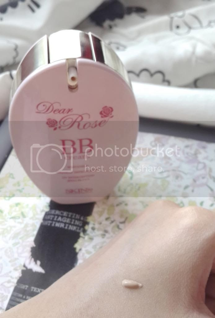 skin79 dear rose bb cream