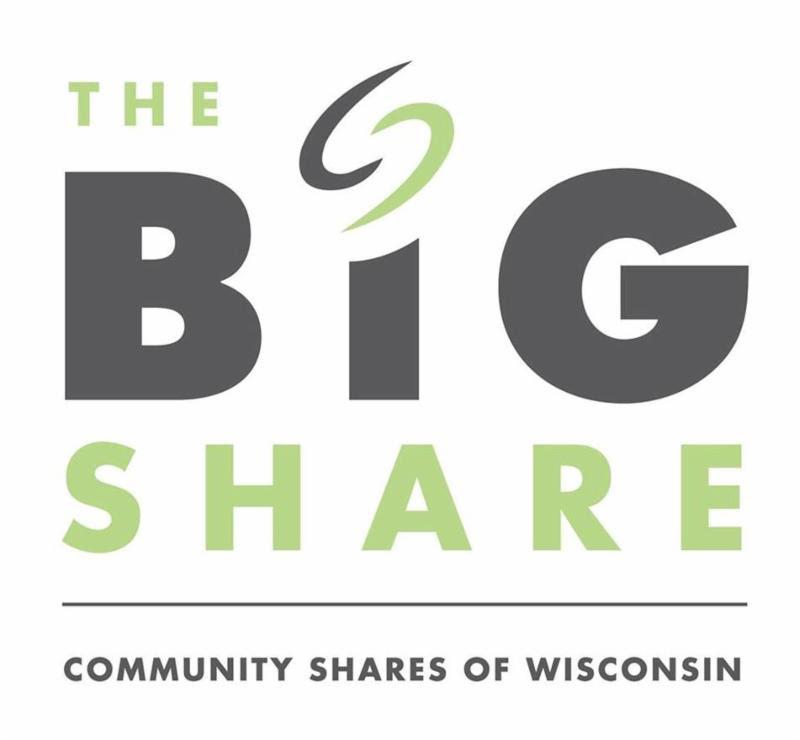 The Big Share Logo