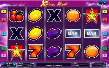 Игровой автомат xtra hot deluxe лечить