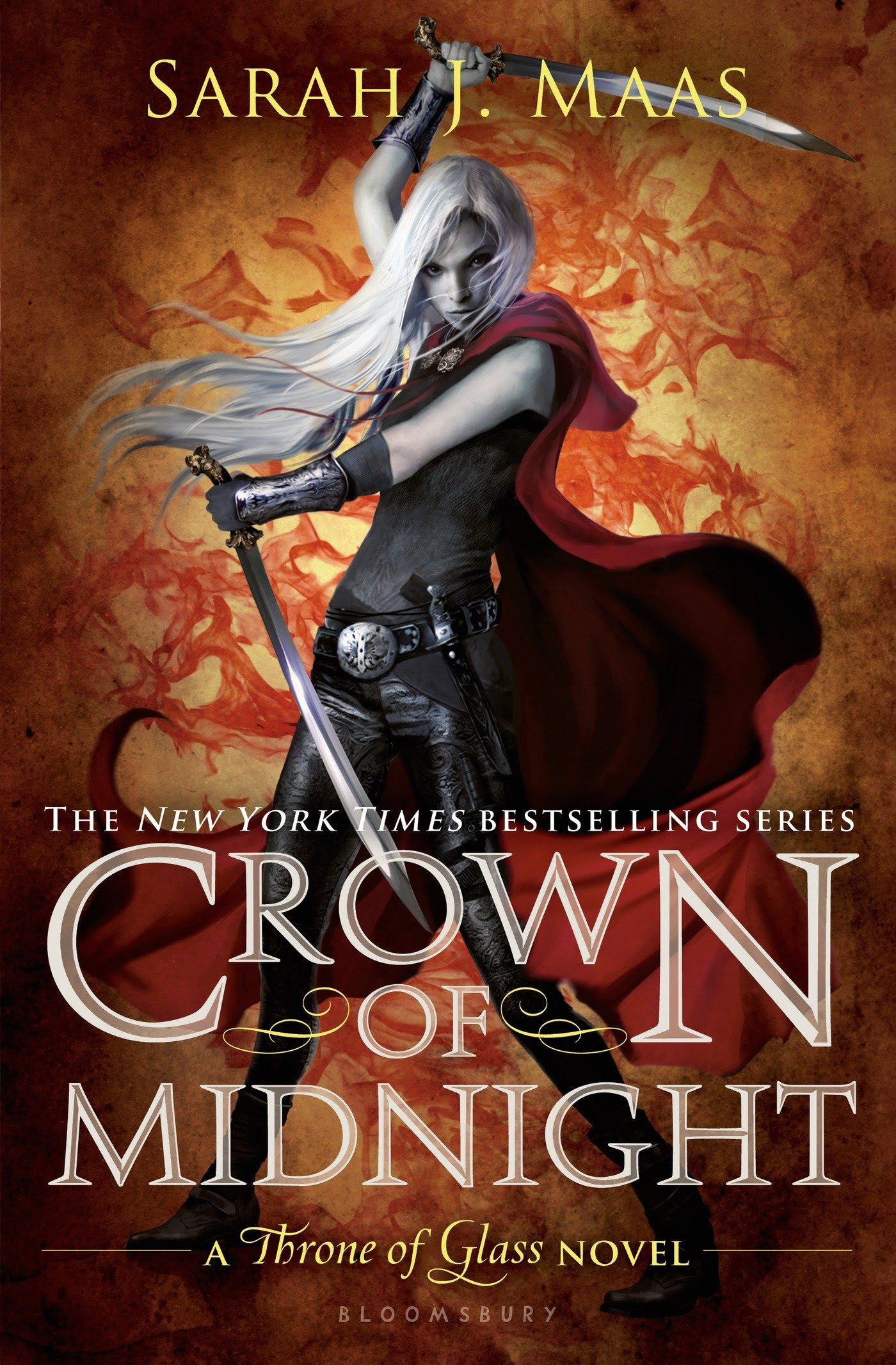 [Rezension] Crown of Midnight - Sarah J. Maas