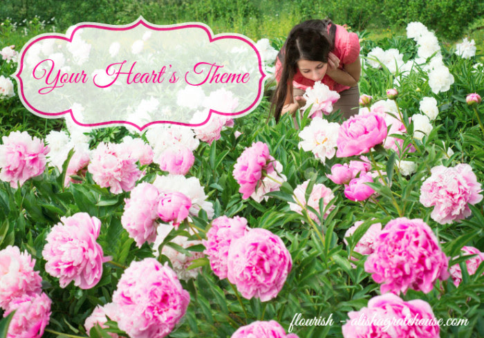 you heart's theme