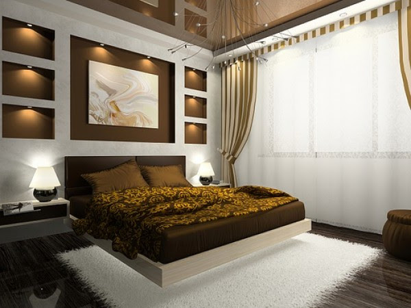 Decorating A Spa-Like Bedroom For Relaxing Feel #16597 ...