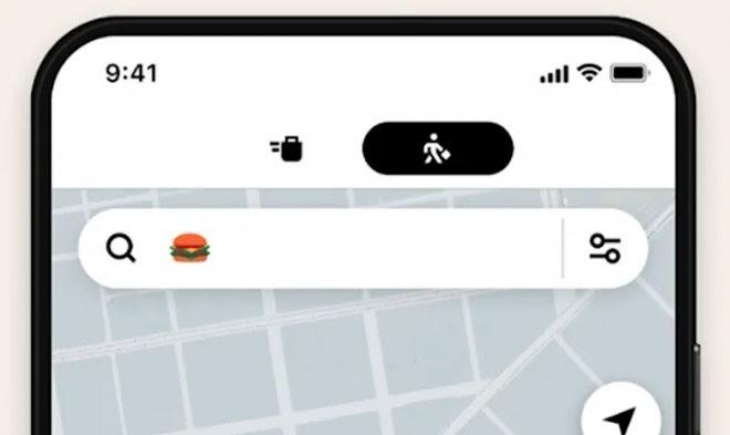 В сети Uber Eats появился поиск еды по эмодзи
