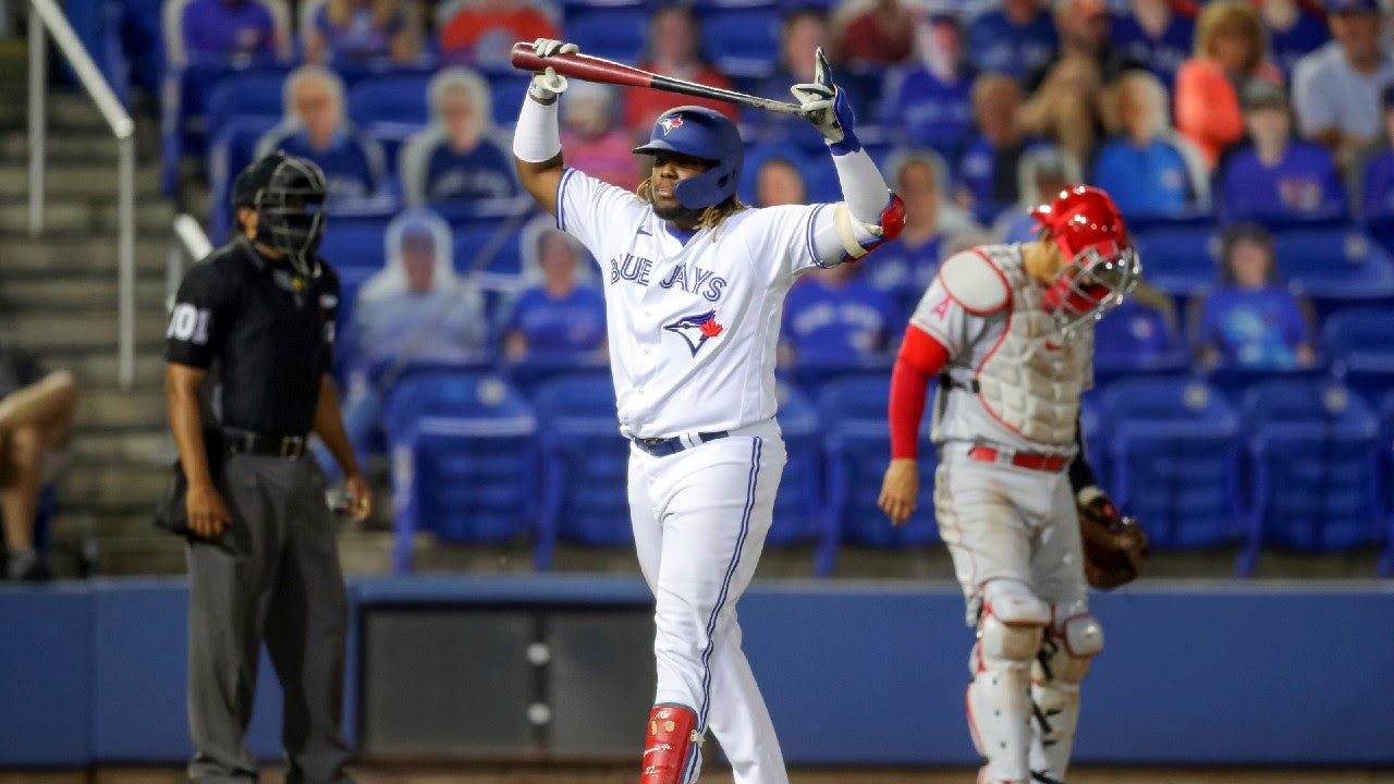 Forced to find best in Dunedin home, Blue Jays fall in 11 to Angels